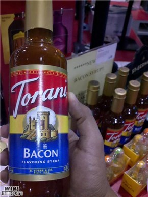 Bacon Flavouring Syrup WIN