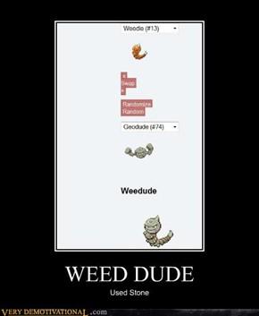 WEED DUDE