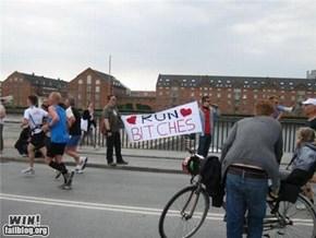 Motivational Banner WIN