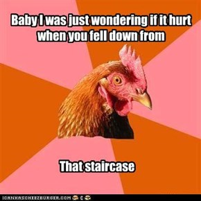 anti-Pickup line chicken