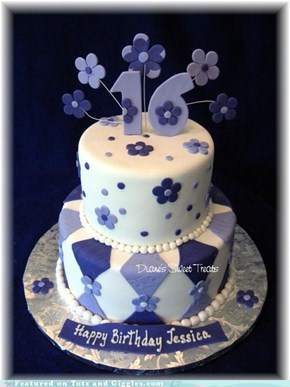 Cake of the Day: Sweet 16