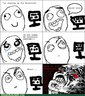 Minecraft Sux