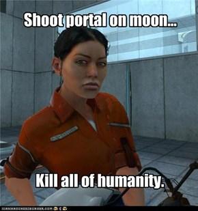 Chell: Silent Killer