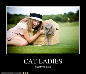 CAT LADIES