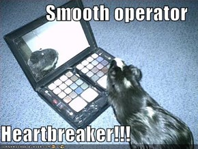 Smooth operator  Heartbreaker!!!