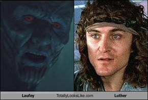 Laufey Totally Looks Like Luther