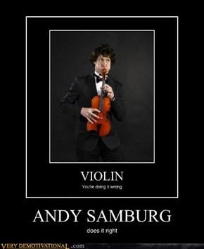 ANDY SAMBURG