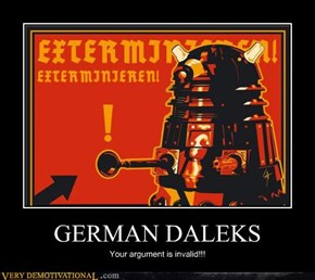 GERMAN DALEKS