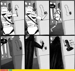 Badass Vader