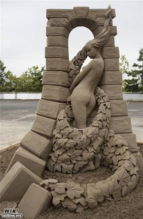 Sand Sculpture WIN