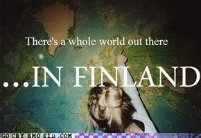 Just Finland Though...