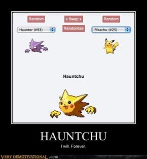 HAUNTCHU