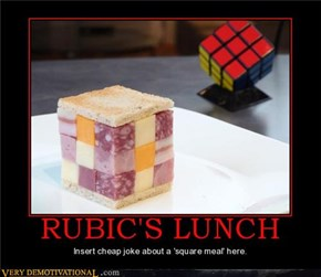 RUBIC'S LUNCH