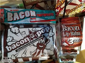 Bacon Flavour Explosion WIN