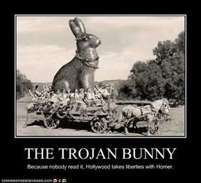 THE TROJAN BUNNY