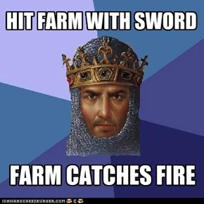 Age of Empires: What Did You Put In That Fertilizer?!