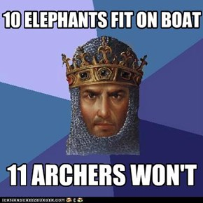 Age of Empires: Noah's Inflexible Ark