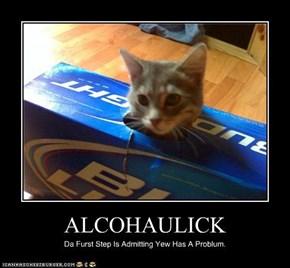 ALCOHAULICK