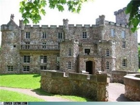 Authentic Replica of an English Castle in Canada!