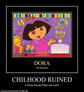 CHILHOOD RUINED