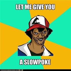 Dat Ash: Free Pokemon