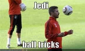 Jedi  ball tricks