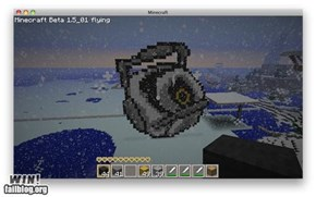 Space Core in Minecraft WIN