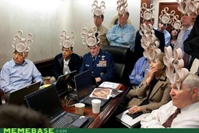 The Ministry of Silly Hats