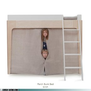 Hidey Hole Bunk Bed