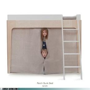Hidey Hole Bunk Bed