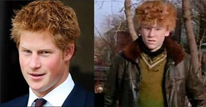 Prince William looks like Scut Farkus from A Christmas Story