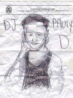 Pauly D Fan Art