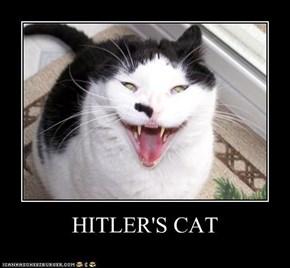 HITLER'S CAT