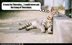 Thursdays?