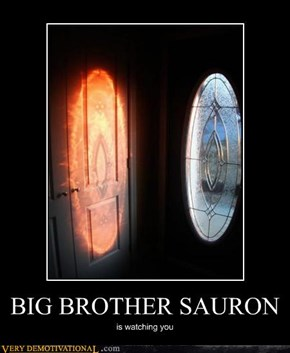 BIG BROTHER SAURON