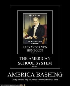 AMERICA BASHING