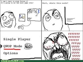 Portal 2 QWOP Mode