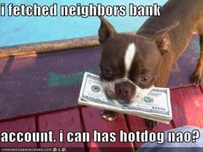 i fetched neighbors