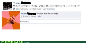 Anti-Joke Chicken Is a Frequent Buyer