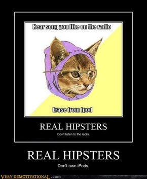 REAL HIPSTERS