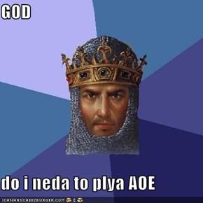 GOD  do i neda to plya AOE