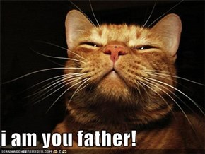 i am you father!