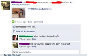 Planking Defined