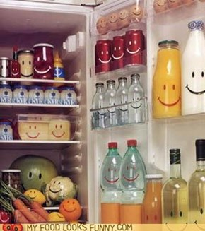 Happy Food Is Happy