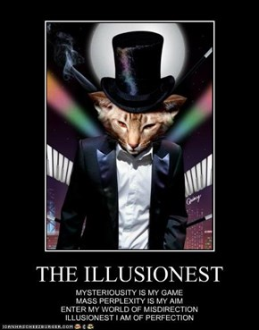 THE ILLUSIONEST