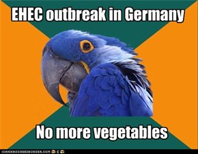 EHEC outbreak in Germany