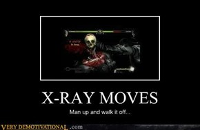 X-RAY MOVES