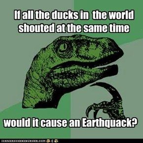 Earthquack? (dedicated to Kalessin)