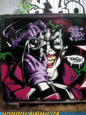 Coming Soon To A Dark Alley Near You: The Killing Joke