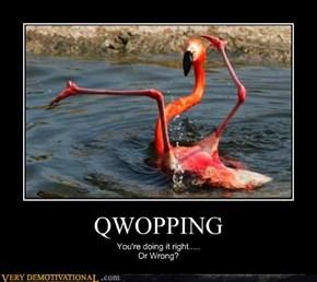 QWOPPING